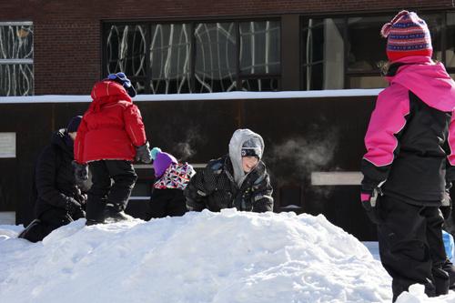 SnowMAZEing 2