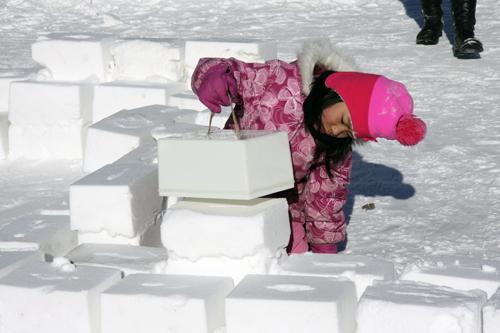 SnowMAZEing 4