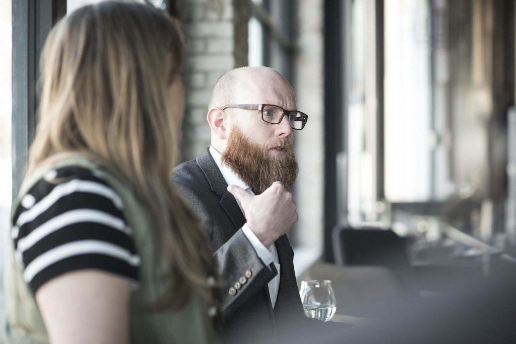 Winnipeg's chief planner Braden Smith
